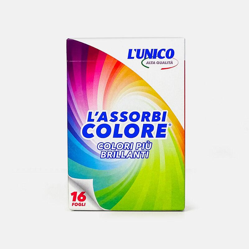 Montree, Confezione colorata assorbicolore di lavatris prodotto per lavatrice
